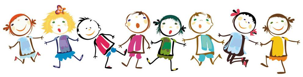 让我们和孩子们一起在阳光下快乐的成长!