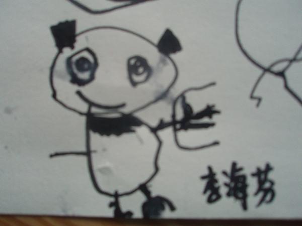 其中,熊猫是大家最喜欢的动物之一,熊猫圆滚滚身体,憨憨的样子实在