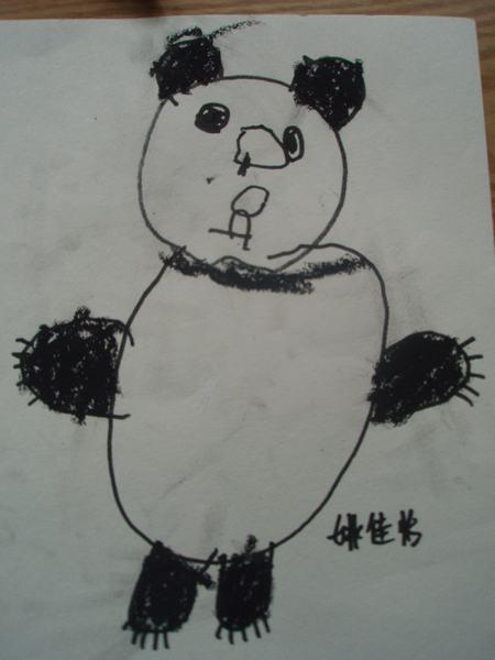 其中,熊猫是大家最喜欢的动物之一,熊猫圆滚滚身体,憨憨的样子实在是