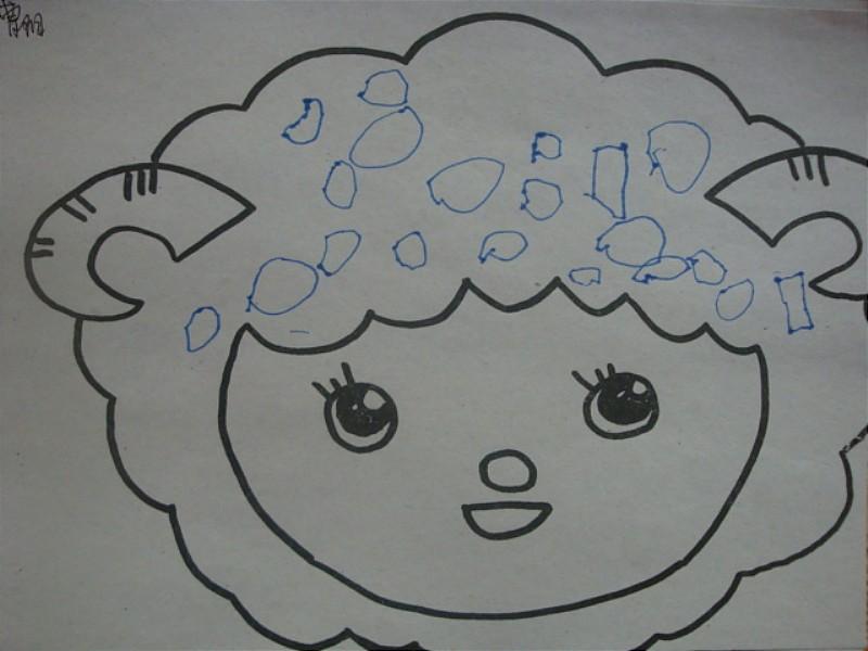 手绘班级背景图片