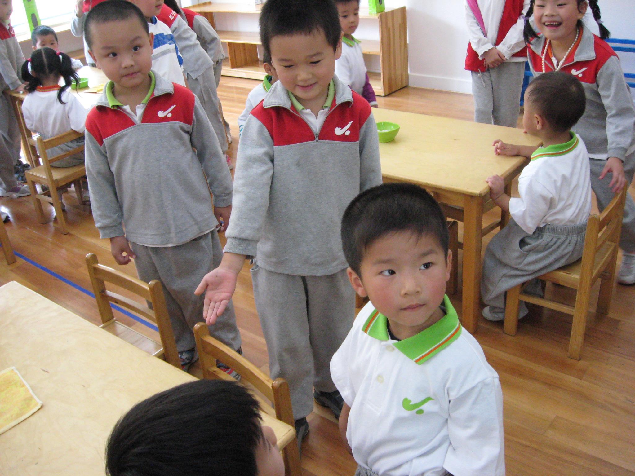 幼儿园科技小制作升国旗