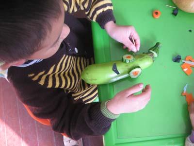 制作蔬菜人图片素材