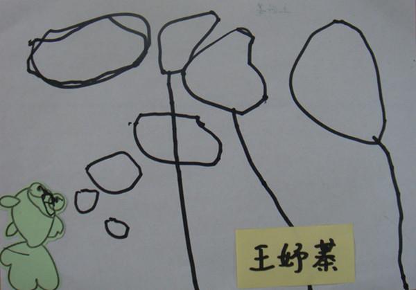 笔手绘合唱海报