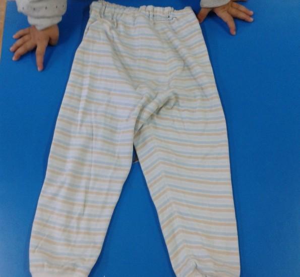 做裤子的步骤图片