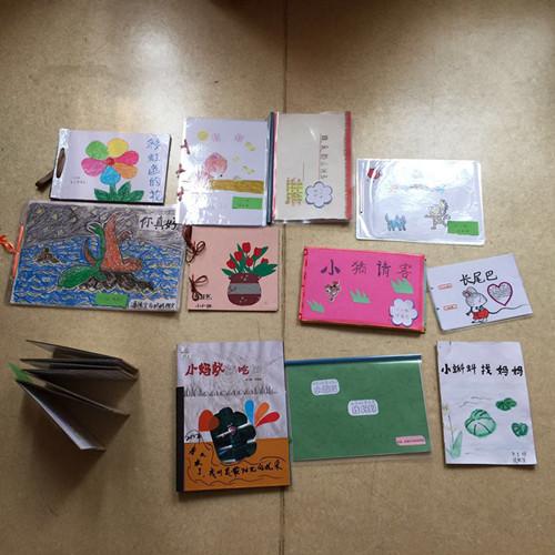 绘出成长,绘出亲情——漕泾幼儿园亲子绘本制作比赛