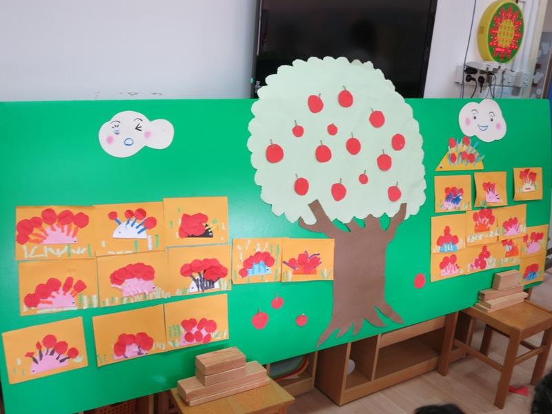幼儿园黑板简单花边图案大全