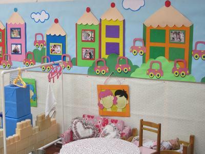 设计图分享 幼儿园墙壁围栏设计图 农村房二楼围栏设计图 宽700×525