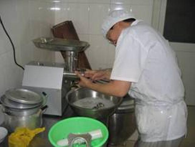 餐具消毒卫生制度