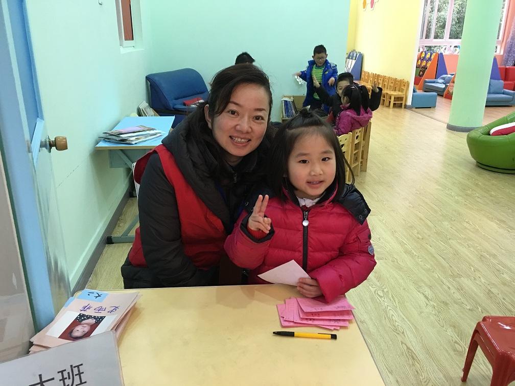 感谢赵一诺爸爸给我们做了讲故事志愿者,您辛苦啦!
