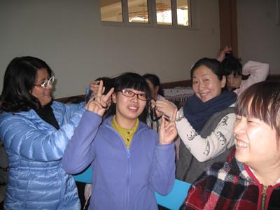 靓丽发型,美丽心情—鹤庆幼儿园11月社团活动