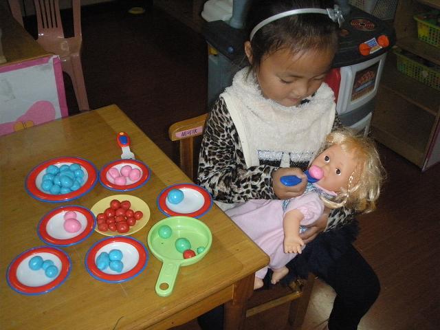 活动二 娃娃爱吃汤圆 -信息详细 小二班