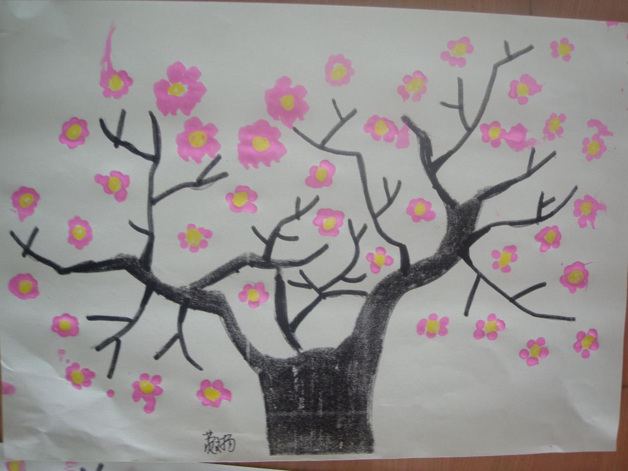 皱纹纸花制作图片展示_皱纹纸花制作相关图片下载