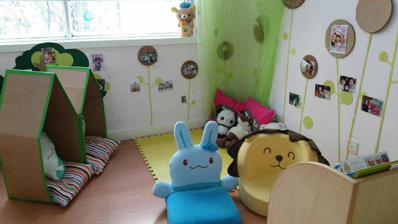 小班娃娃家卧室手工制作