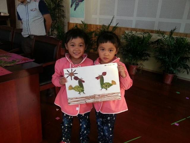 金棕榈幼儿园亲子创意小课堂活动