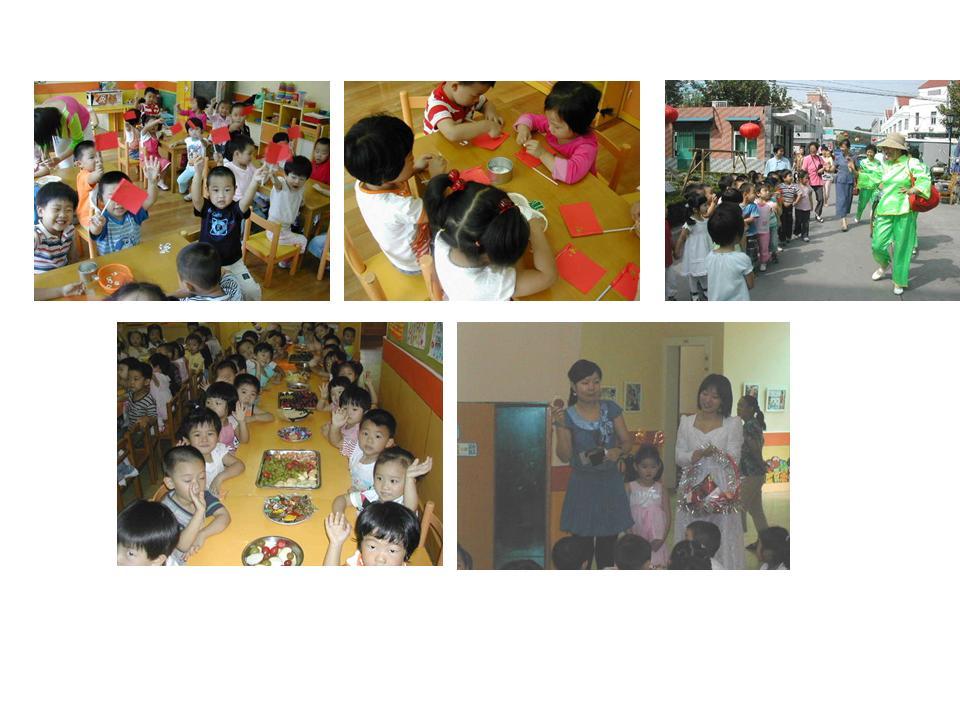 学学,跳跳中有兴趣了解中国的民族 大班 游戏 艺术表达〈瓷盘画〉 有图片