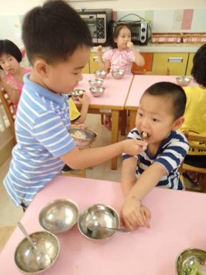 幼儿用勺子步骤图
