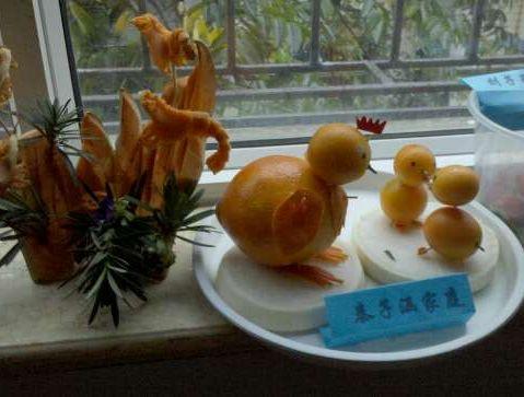 幼儿园水果造型图片
