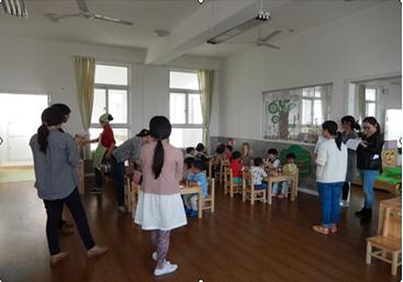 幼儿园环境布置叠衣服步骤图