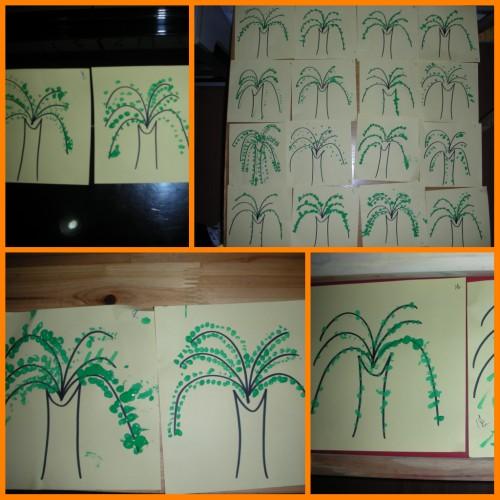 阳光卡通花园图片
