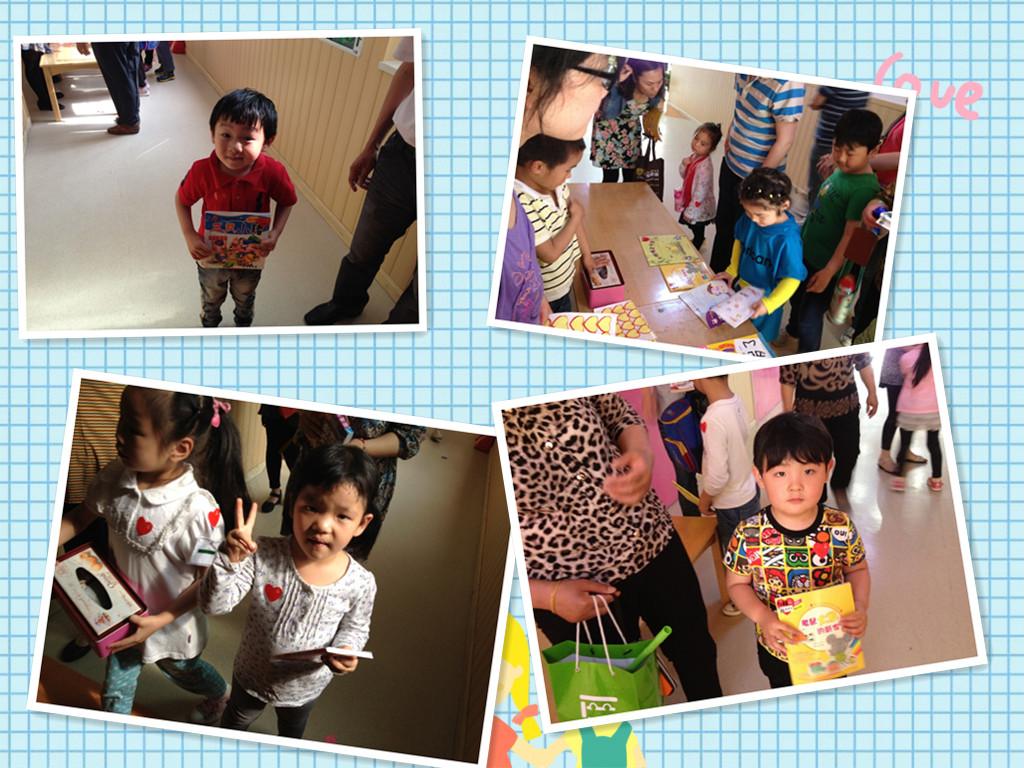 宝宝义卖海报手绘图片 幼儿园