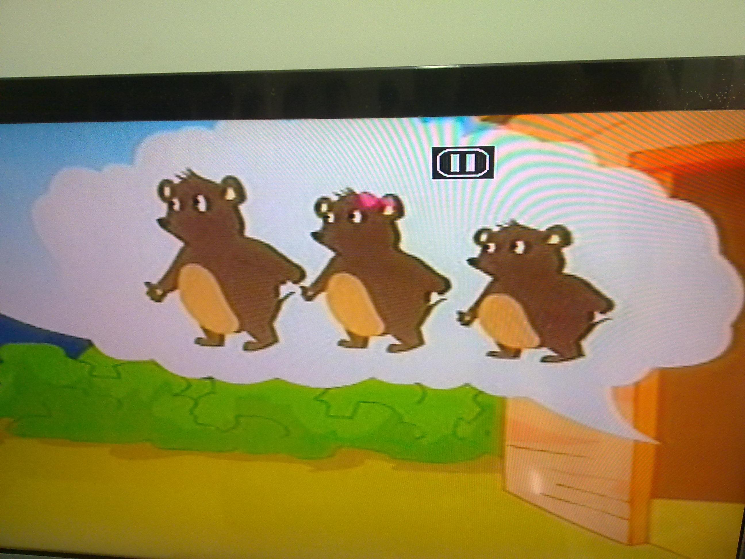 三只熊表情包的名字分享展示