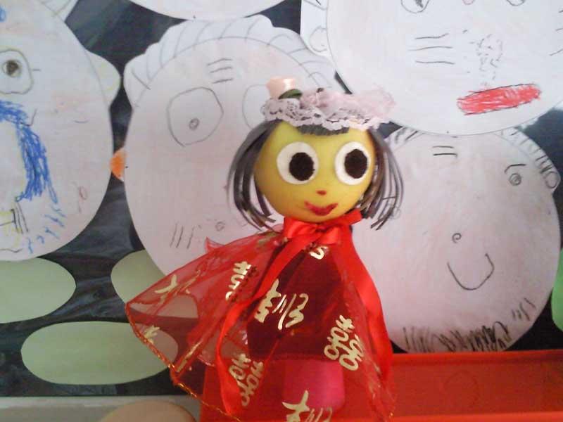 水果娃娃大比拼----好酷!;; 水果盘子简笔画大全-1; 简笔画竹子画法