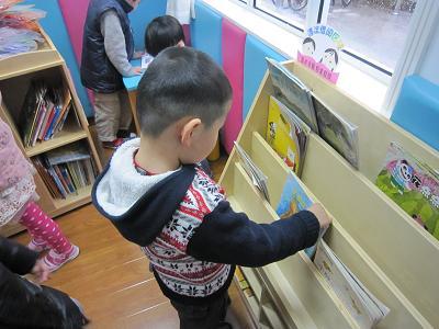 幼儿园的活动真丰富