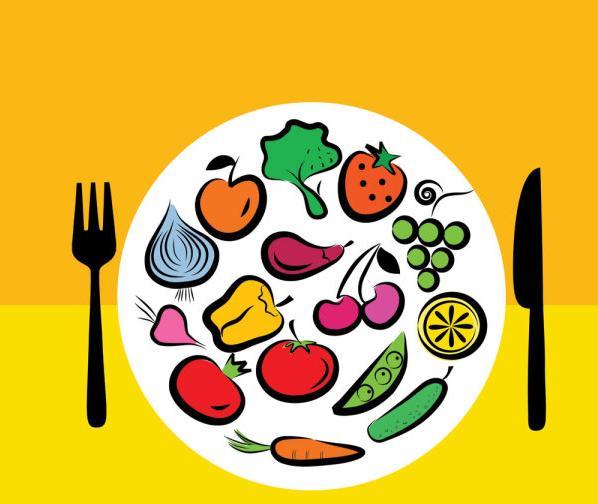 中班主题预告:好吃的食物