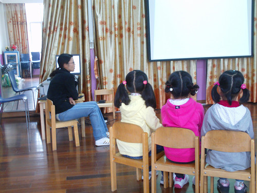 虹鹿幼儿园骨干教师,高级职称教师展示周活动圆满