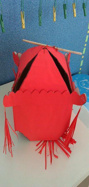 design 手工灯笼制作方法图片展示_手工灯笼制作方法相关  福剪纸图片