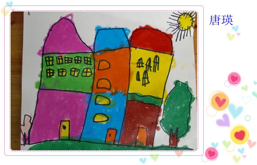 幼兒園大班主題蓋房子