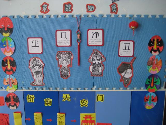 幼儿园国学边框_幼儿园主题墙葡萄架手工制作_手工小制作
