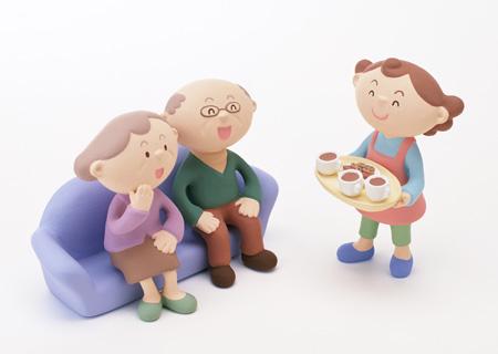 歌曲《爷爷奶奶笑哈哈》 - 小三班 - 刺桐幼儿园小三班