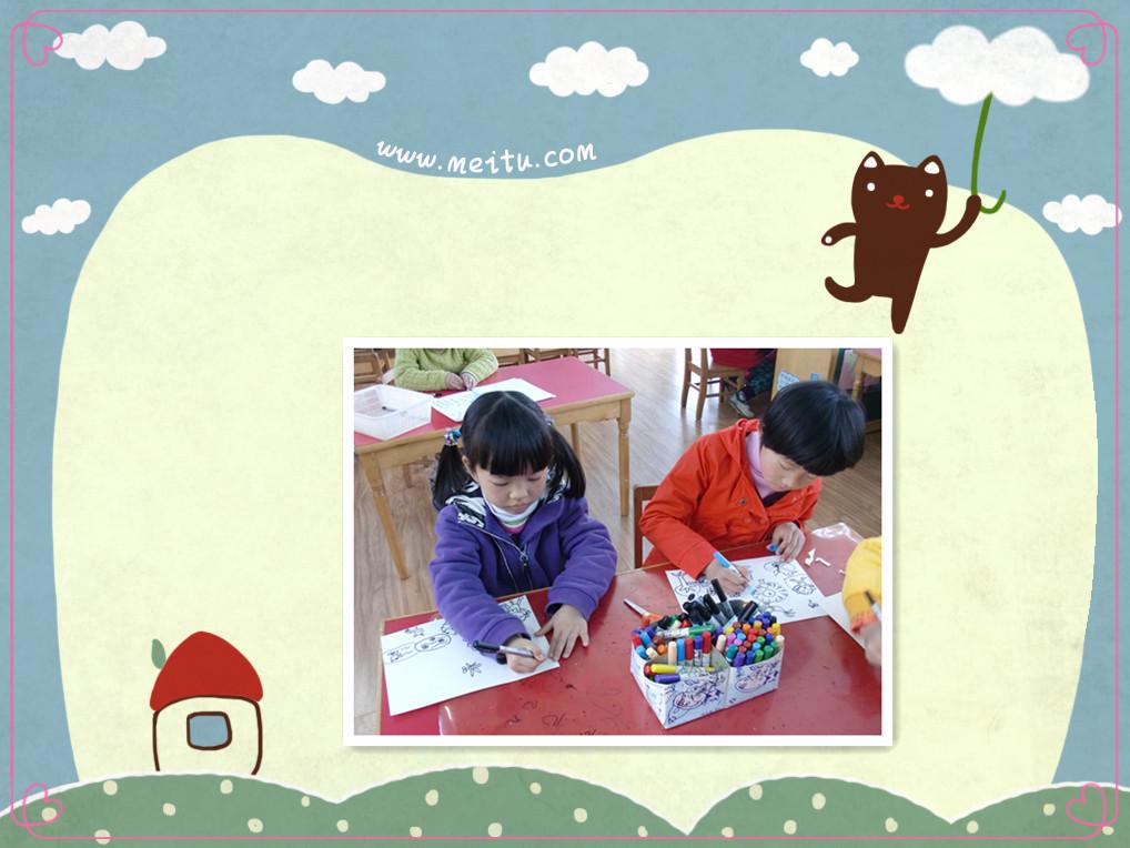 画画小动物