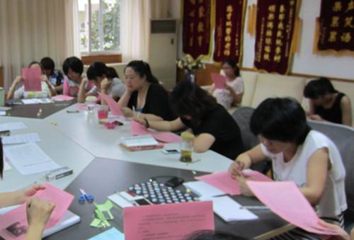 东蕾幼儿园积极开展语言文字工作简讯