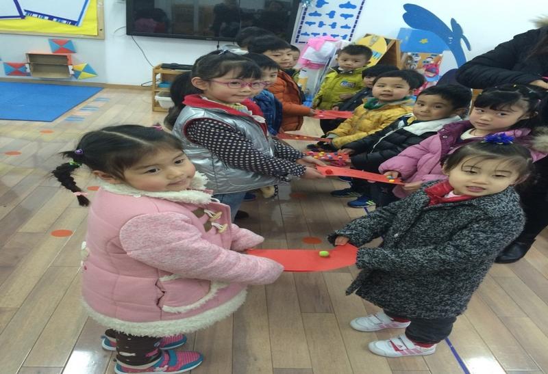 幼儿园过年福字手工制作