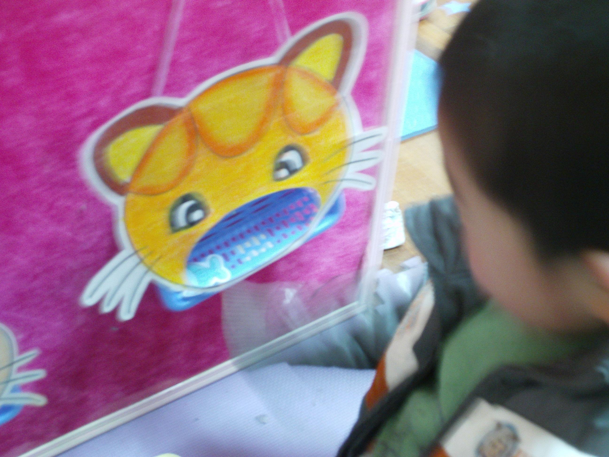 3,激发幼儿热爱小动物的情感,学会关爱小动物.