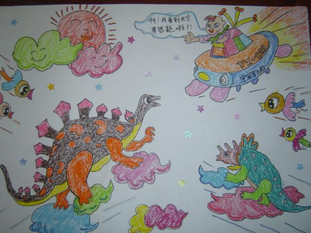 园所主页 科技之窗 科普作品 绘画作品                       发布