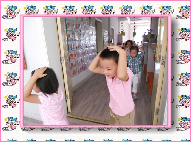 幼儿园护校队组织结构图