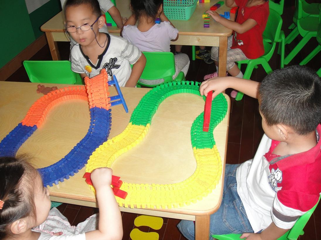 闵行区七宝中心幼儿园欢迎您!