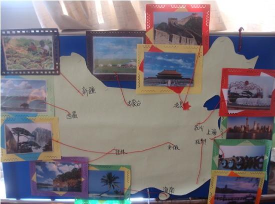 旅游去——中国地图到上海地图