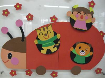 幼儿园里真快乐!小动物也来凑热闹了!