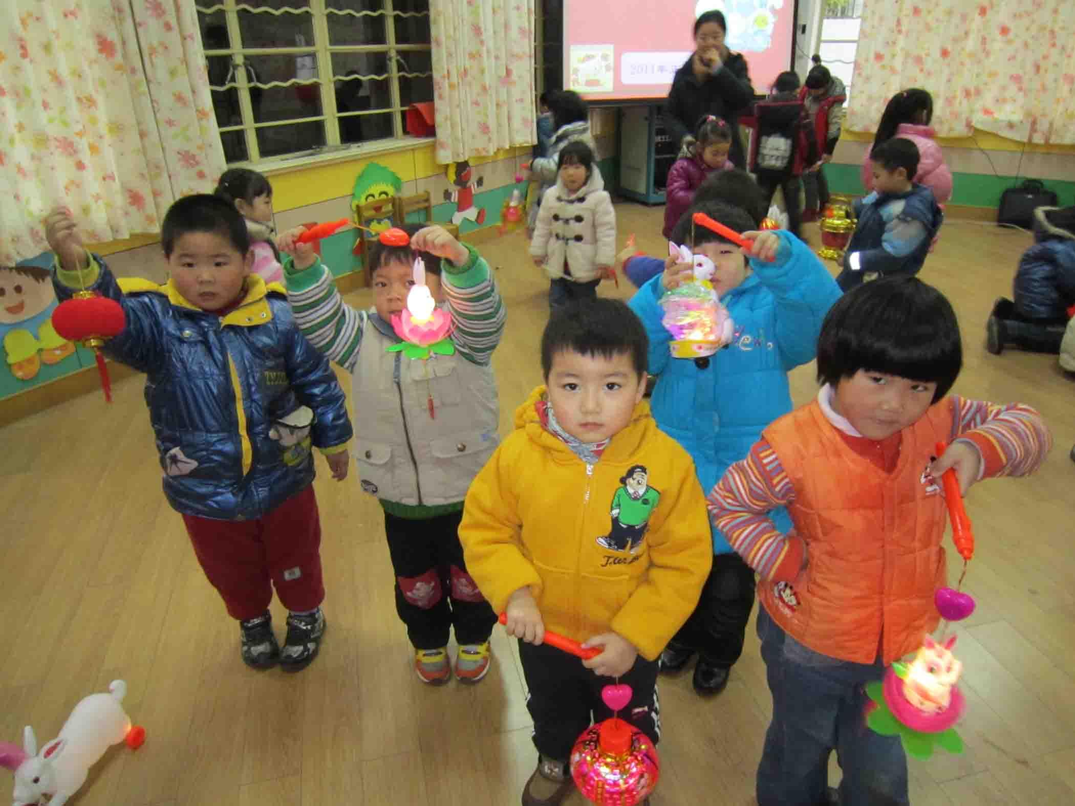 上海市虹口区水电路幼儿园