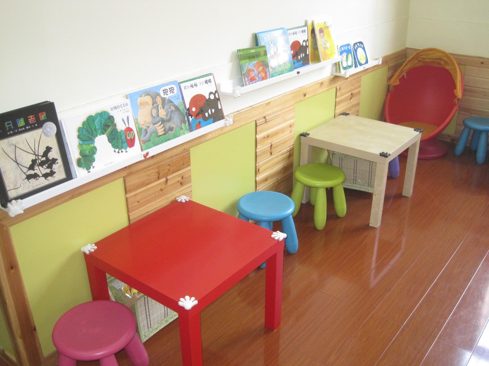 幼儿园文化设施