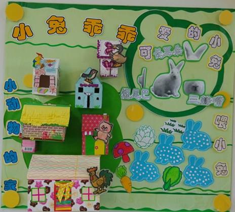 下沙幼儿园开展主题墙检查活动