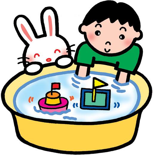 烧开的热水壶卡通图