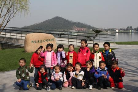 月湖雕塑公园花絮