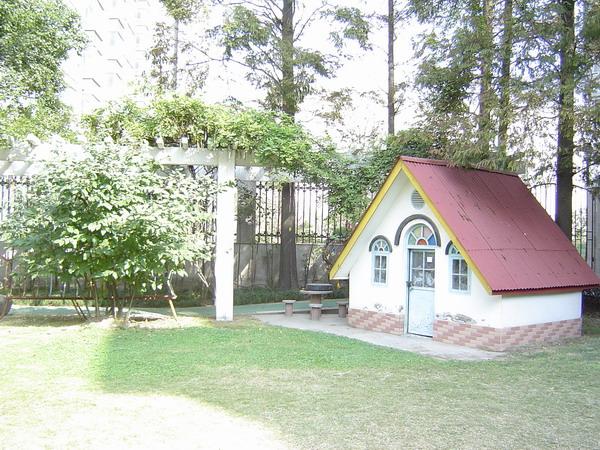 宛南实验幼儿园环境——户外