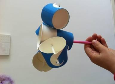 手工制作大全纸杯小发明