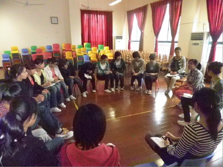 金卫幼儿园青年教师技能培训周20101014